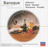 Baroque Suites & Concertos