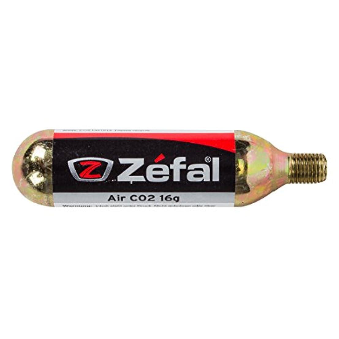 暴動見る開発するZefal Cartouches Co2 Filetées 16g (vendues Par Lot De 2)