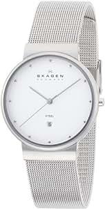 [スカーゲン]SKAGEN 腕時計 basic steel mens 355LSSW ケース幅: 34mm メンズ [正規輸入品]