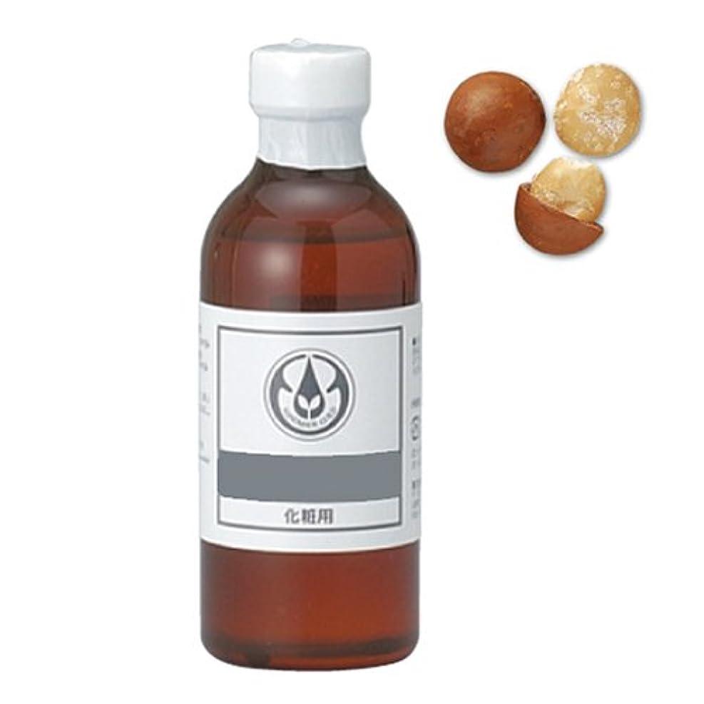 ボタン永遠にテーマ生活の木 マカダミア ナッツ油 250ml