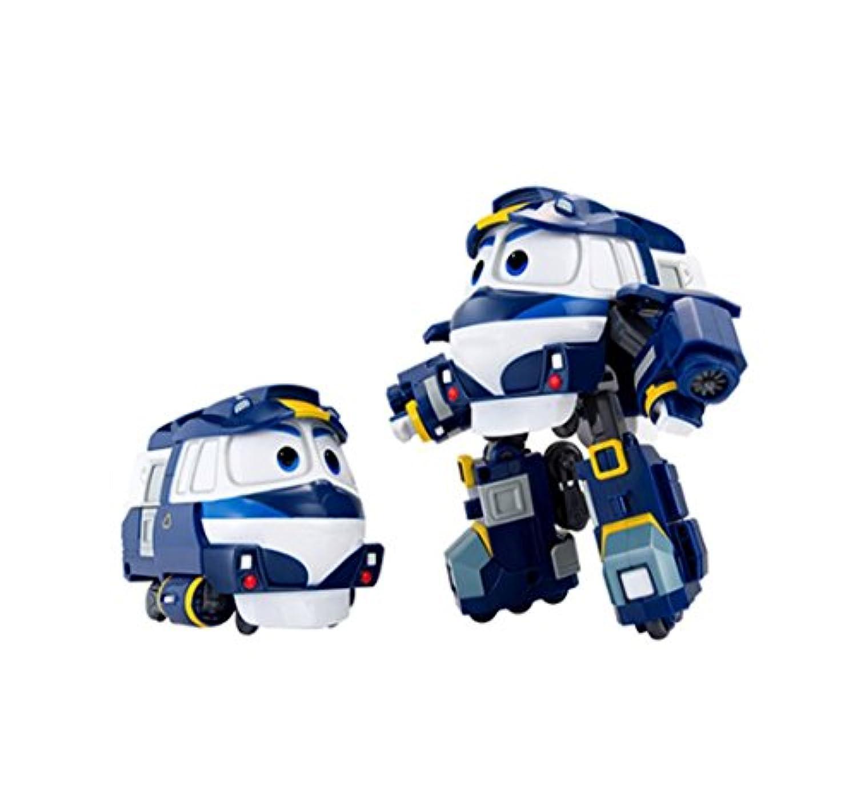 ロボットトレインケイ韓国アニメーション Korean Animation Robot Train Transformer Train Robot character Kay Toy Kids Children 並行輸入品