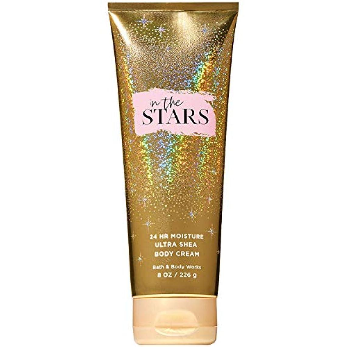 退却リサイクルするフェンスバス&ボディワークス イン ザ スター ボディクリーム In the Stars Body Cream