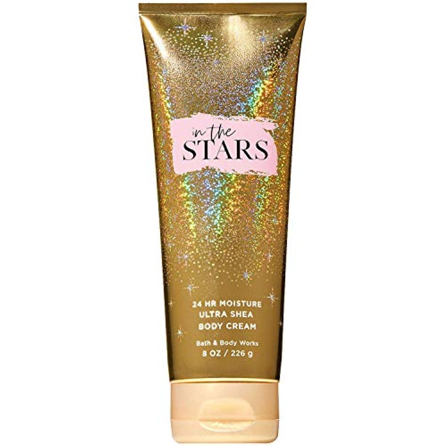 認知想像力賄賂バス&ボディワークス イン ザ スター ボディクリーム In the Stars Body Cream
