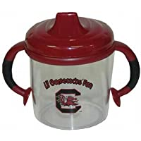 Lil South Carolina GamecocksファンNo Spill Sippy Cup