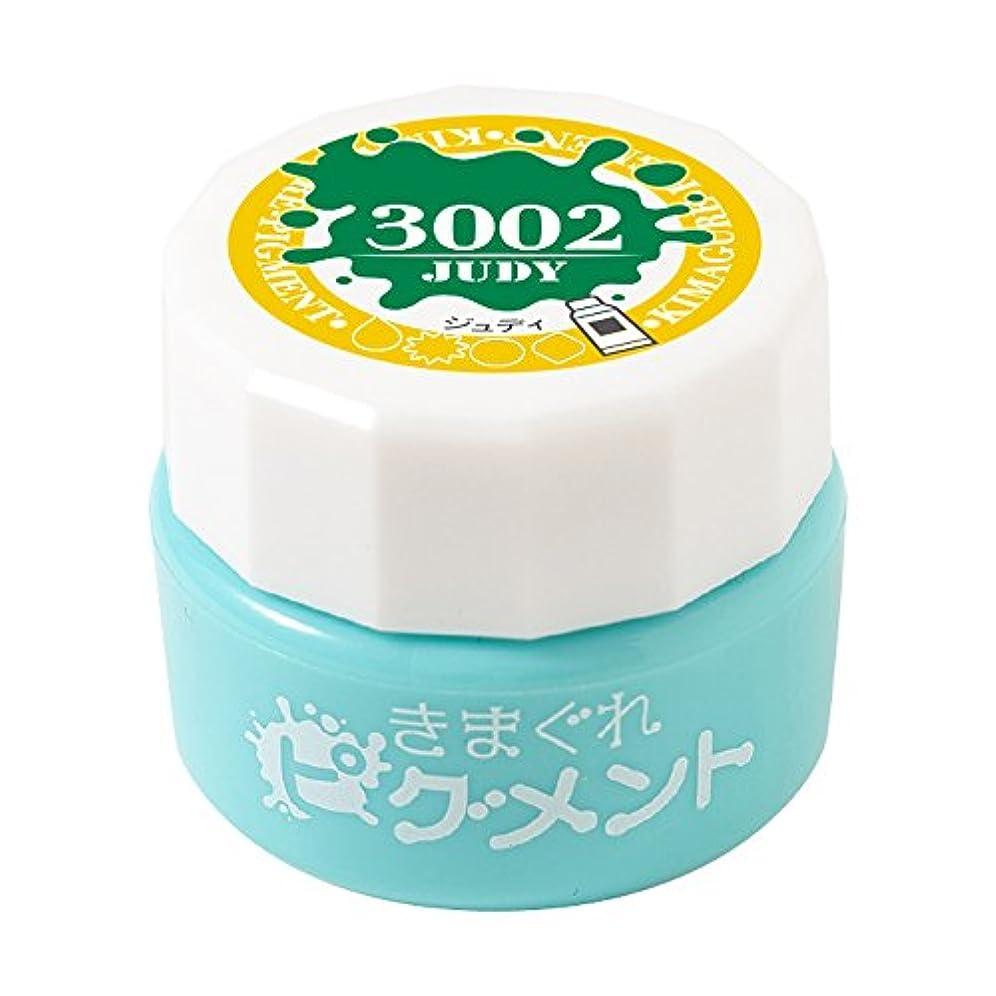 ボックス最も名門Bettygel きまぐれピグメント ジュディ QYJ-3002 4g UV/LED対応