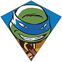 X-Kites Teenage Mutant Ninja Turtles 23 Diamond Kite 2 Pack - Leonardo and Raphael by International Connections [並行輸入品]