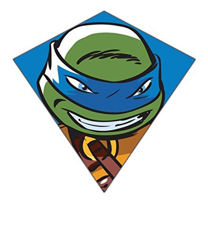 X-Kites Teenage Mutant Ninja Turtles 23 Diamond Kite 2 Pack - Leonardo and Donatello by International Connections [並行輸入品]