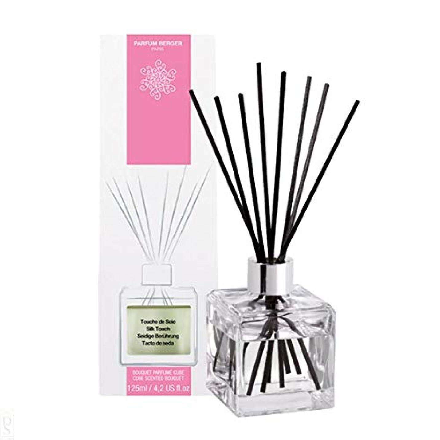 牧師インフラ協会ランプベルジェ Cube Scented Bouquet - Silk Touch 125ml/4.2oz並行輸入品