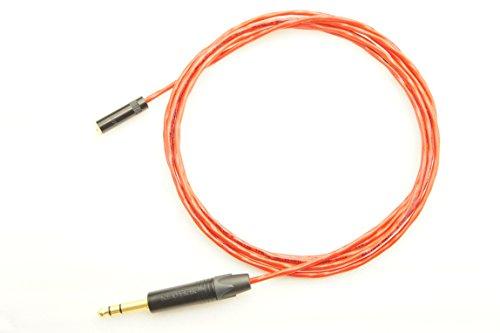 BELDEN 88760 3.5mmフォンメス ヘッドフォン延長ケーブル (2.5m, ステレオフォン)
