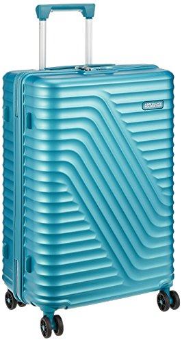 [アメリカンツーリスター] スーツケース HIGH RICK ハイロック スピナー67 無料預入受託サイズ 保証付 62L 66cm 3.3kg DM1*71002 71 ラグーンブルー