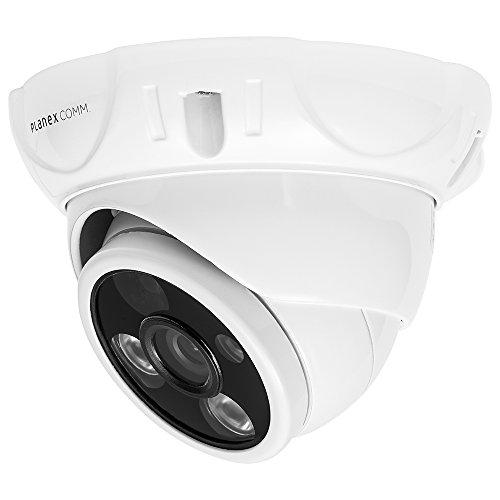 PLANEX ネットワークカメラ スマカメ Professional フルHD ドームタイプ 暗視機能・防水防塵・PoE対応 CS-QP50F