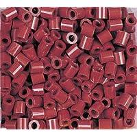 Perler Beads 1,000 Count-Rust by Perler