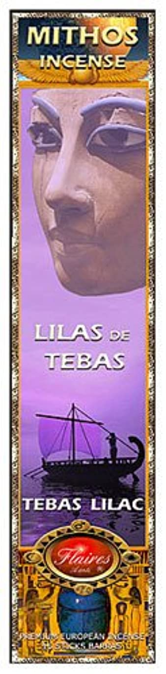 素子追い払う最少LilacsからThebes Mythos Aphrodisiac Incense – f-035 3pk