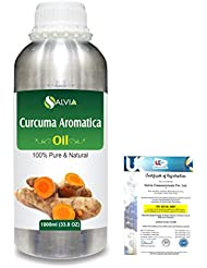 Curcuma Aromatica (Curcuma aromatica salisb) 100% Natural Pure Essential Oil 1000ml/33.8fl.oz.
