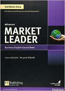 Amazon   Market Leader Extra (3E) Advanced: Coursebook+DVD-ROM   DUBICKA   Instruction