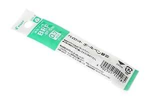 パイロット 油性ボールペン レフィル/替芯 0.7mm【緑】 BRF-8F-G