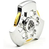 MixMart ハンドスピナー TimeMachine 鏡面研磨 5-8分間 ステンレス製 金メッキ