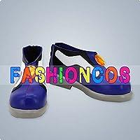 ★サイズ選択可★女性22CM UA1594 血界戦線 レオナルド・ウォッチ Leonardo Watch コスプレ靴 ブーツ