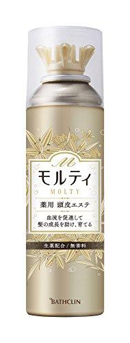 モウガLモルティ 薬用頭皮エステ 130g 女性用育毛剤 (医薬部外品)