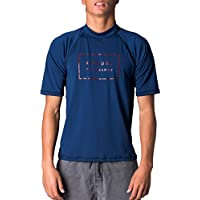 Rip Curl Men's Valley Relaxed S/Sl Uvt