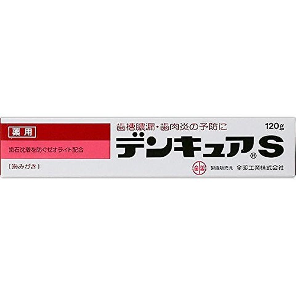 全薬工業 デンキュアS 120g (医薬部外品)