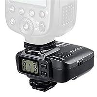 Godox X1R-N TTL 2.4G ワイヤレスフラッシュトリガーニコン用受信機 D70/D70S/D80/D90/D1200/D300/D300S/D600/D700/D750/D800/D810/D3000 Series/D5000 Series/D7000 Nikon デジタル一眼レフカメラ対応