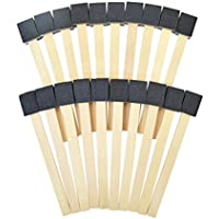 セシール トイレの黄ばみスッキリ棒 全長20cm 掃除用品 お徳用 陶器製専用 WF-3614 20本入