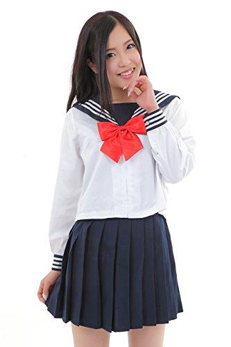 CosplayDepart コスプレ セーラー服 長袖 セッ...