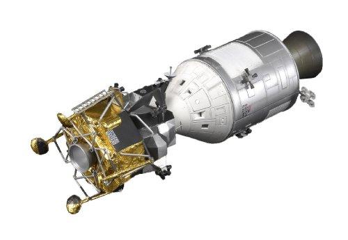 スケール限定シリーズ アポロ宇宙船