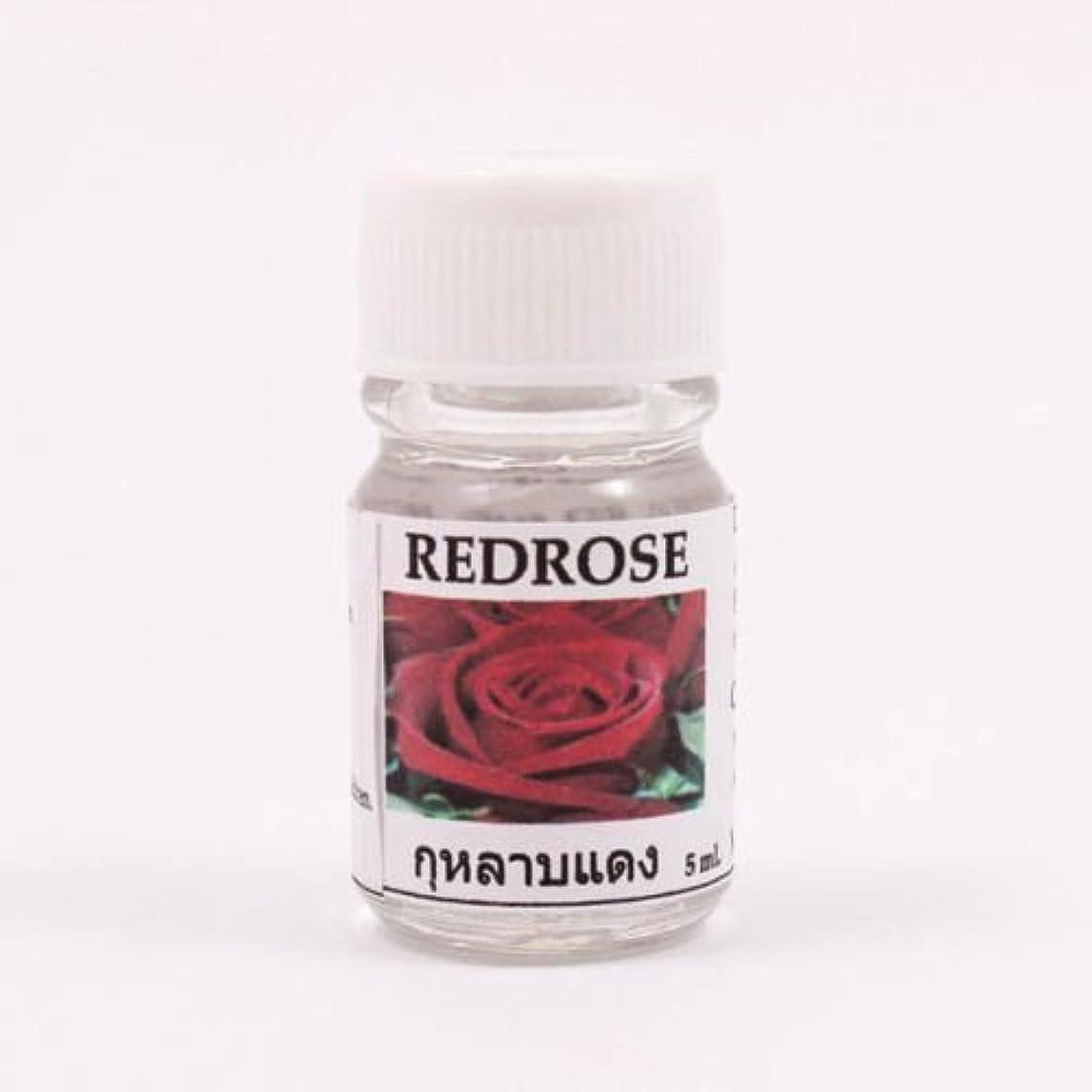 明快忌まわしい記者6X Red Rose Aroma Fragrance Essential Oil 5ML (cc) Diffuser Burner Therapy
