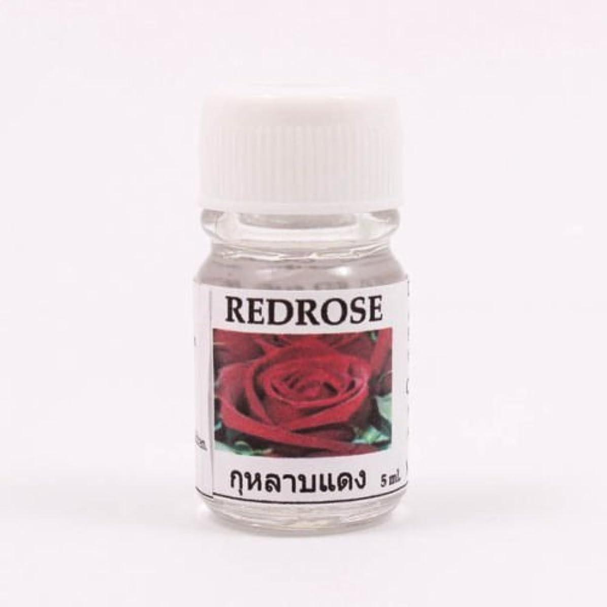 歴史的テザースライス6X Red Rose Aroma Fragrance Essential Oil 5ML (cc) Diffuser Burner Therapy