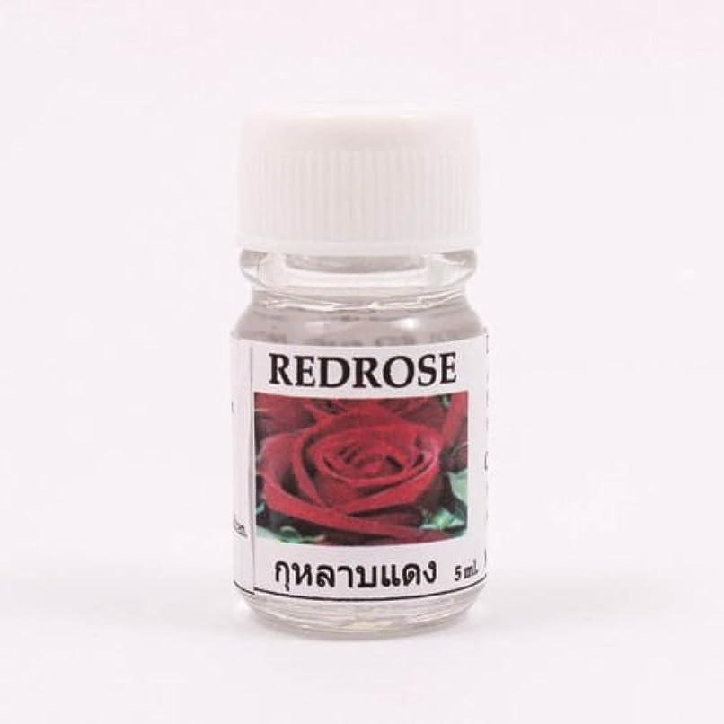 着服盟主にもかかわらず6X Red Rose Aroma Fragrance Essential Oil 5ML (cc) Diffuser Burner Therapy
