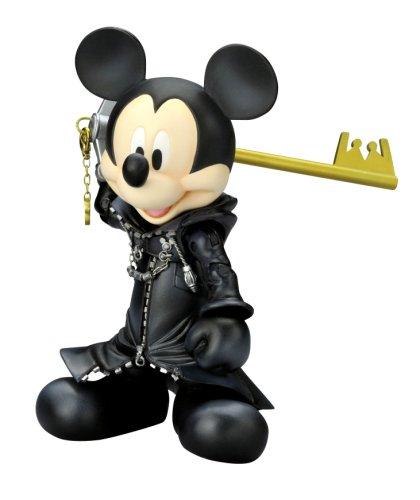 KINGDOM HEARTS PLAY ARTS 임금님(미키)(PVC도장필 액션 피규어) (2009-02-06)
