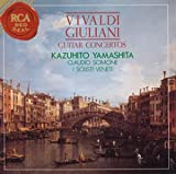 ジュリアーニ&ヴィヴァルディ:ギター協奏曲