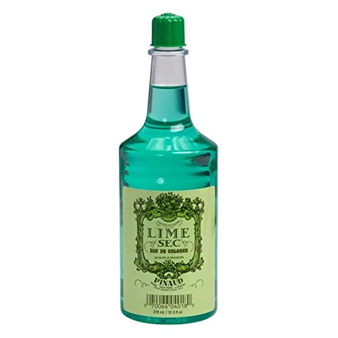 毎回枯渇抑止する(3 Pack) CLUBMAN Lime Sec Eau de Cologne, 12.5 oz (並行輸入品)