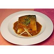 魚屋の鯖の味噌煮