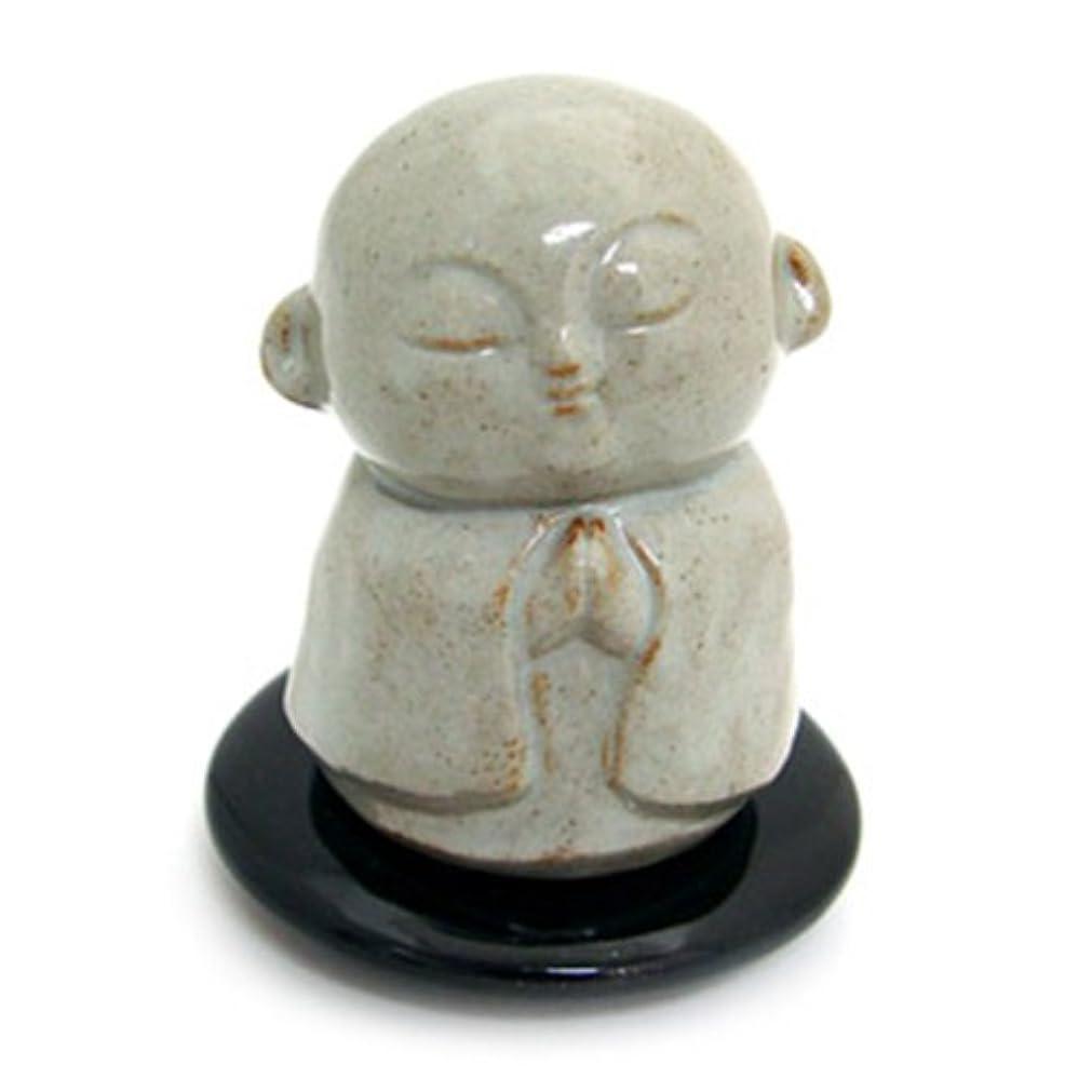 精巧なとにかく男性jizo-san Incense Holder