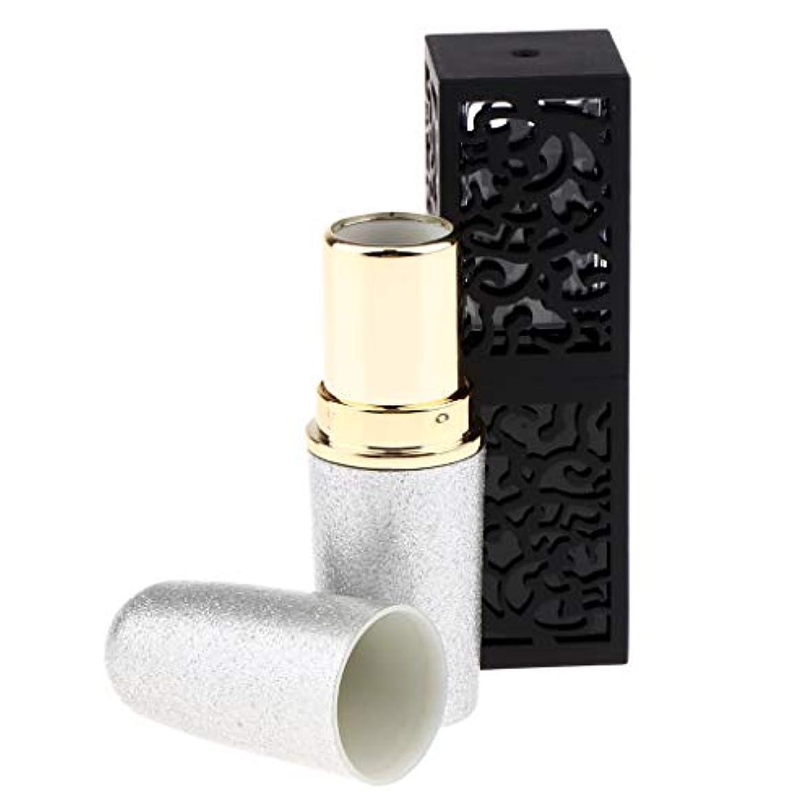 脚本計算するスクリューDYNWAVE 口紅 容器 リップクリームチューブ 口紅チューブ リップクリーム 口紅用詰替え容器 固形香水 口紅