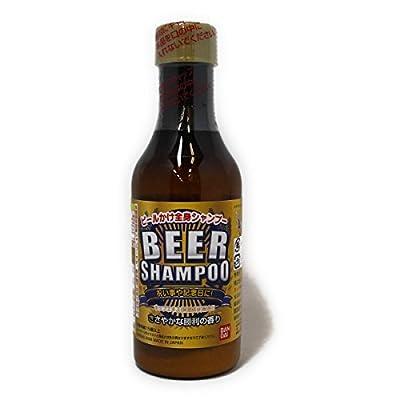ビールかけ 全身シャンプー ささやかな勝利の香り