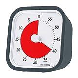 Time Timer® Time Timer MOD ( Charcoal Gray ) タイムタイマー モッド ( チャコールグレイ ) 【 用途いろいろ タイマー アラーム 】 正規品