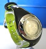 ナイキ Triax Swift 同期デジタル腕時計 アントラシート/ブライトカクタス WC0043-032