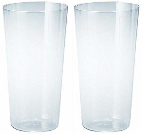 松徳硝子 うすはり グラス タンブラー 2個 セット L 木箱