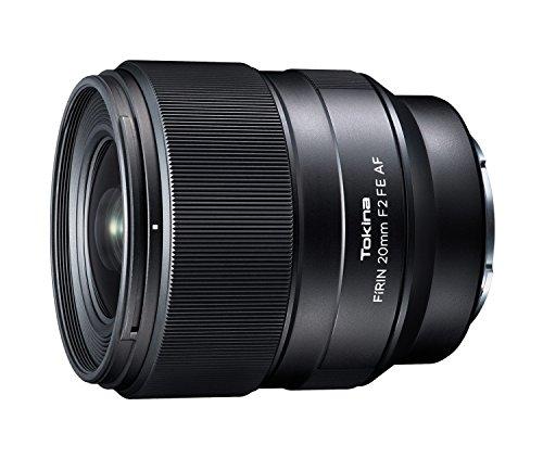 【Amazon.co.jp限定】 Tokina 単焦点広角レンズ FíRIN 20mm F2 FE AF ソニーαE用 クリーニングクロスセット フルサイズ対応
