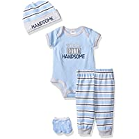 Baby Essentials Baby Boys Gift Set