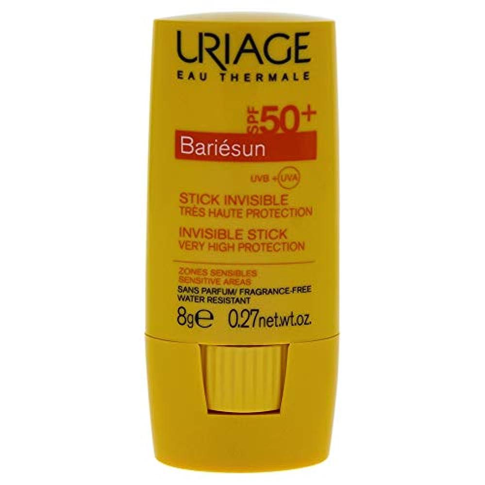 深遠早熟潮UriageBariésunSPF50 +スティック見えない8グラム