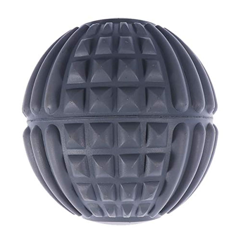 SUPVOX マッサージボールフットマッサージャーディープティッシュボールハードヨガボール筋肉crossfitモビリティ足底筋膜炎