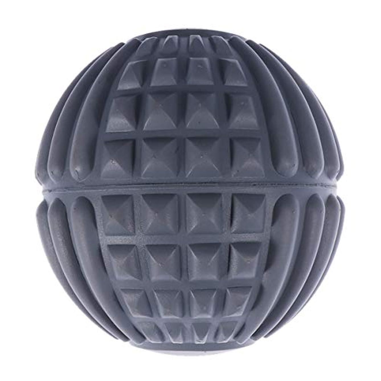 将来の忠実な摂動SUPVOX マッサージボールフットマッサージャーディープティッシュボールハードヨガボール筋肉crossfitモビリティ足底筋膜炎