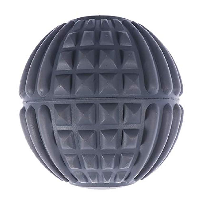 絶え間ないデコレーション描写SUPVOX マッサージボールフットマッサージャーディープティッシュボールハードヨガボール筋肉crossfitモビリティ足底筋膜炎