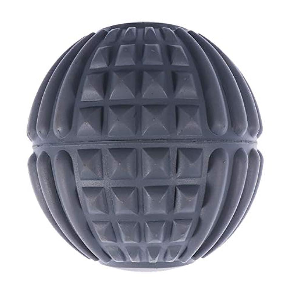 起こる縁石汚れるSUPVOX マッサージボールフットマッサージャーディープティッシュボールハードヨガボール筋肉crossfitモビリティ足底筋膜炎