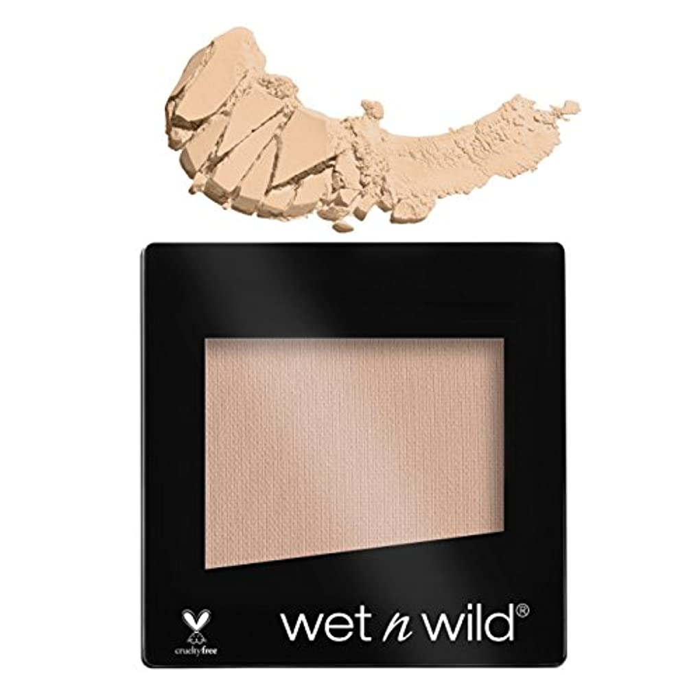 頑張る近々成果(3 Pack) WET N WILD Color Icon Eyeshadow Single - Brulee (NEW) (並行輸入品)
